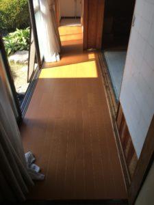 M様邸廊下改修工事